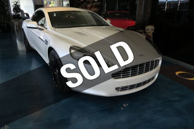 2012 Used Aston Martin Rapide 4dr Sedan Automatic Luxury At Oc