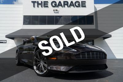 2012 Aston Martin Virage 2dr Coupe