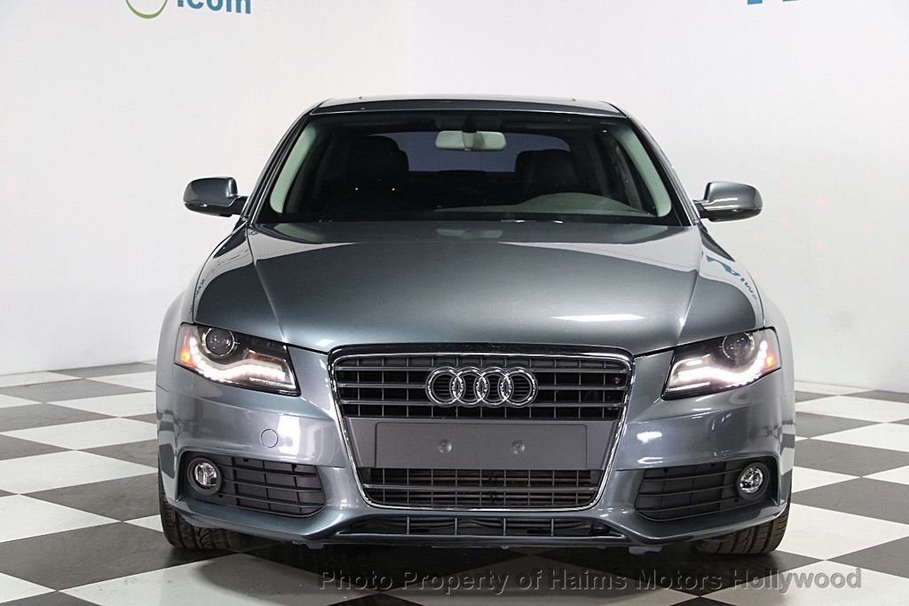 2012 used audi a4 4dr sedan cvt fronttrak 2 0t premium at. Black Bedroom Furniture Sets. Home Design Ideas