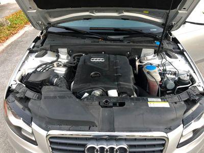 2012 Audi A4 4dr Sedan CVT FrontTrak 2.0T Premium - Click to see full-size photo viewer