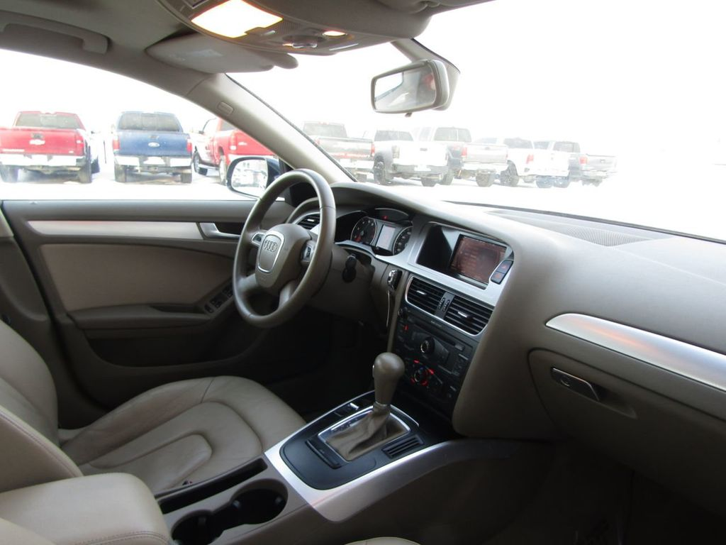 2012 Audi A4 4dr Sedan CVT FrontTrak 2.0T Premium - 15308149 - 9