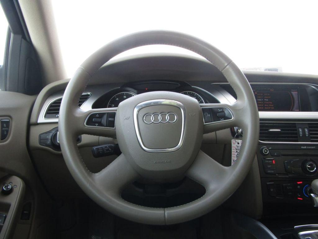 2012 Audi A4 4dr Sedan CVT FrontTrak 2.0T Premium - 15308149 - 12