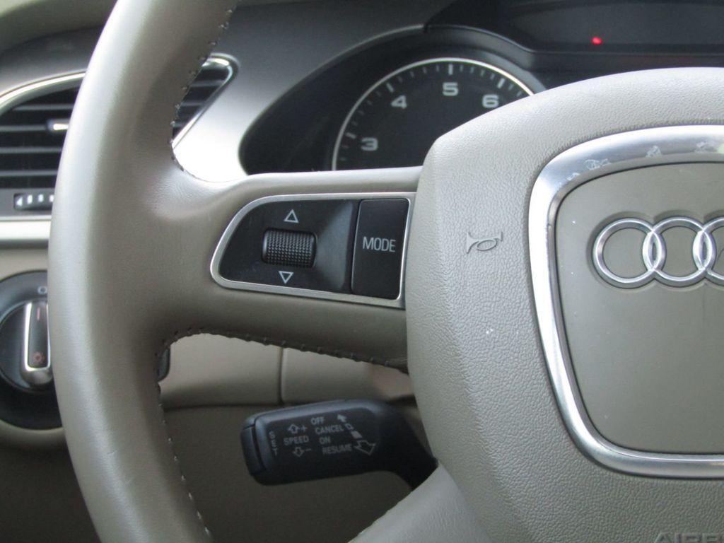 2012 Audi A4 4dr Sedan CVT FrontTrak 2.0T Premium - 15308149 - 13