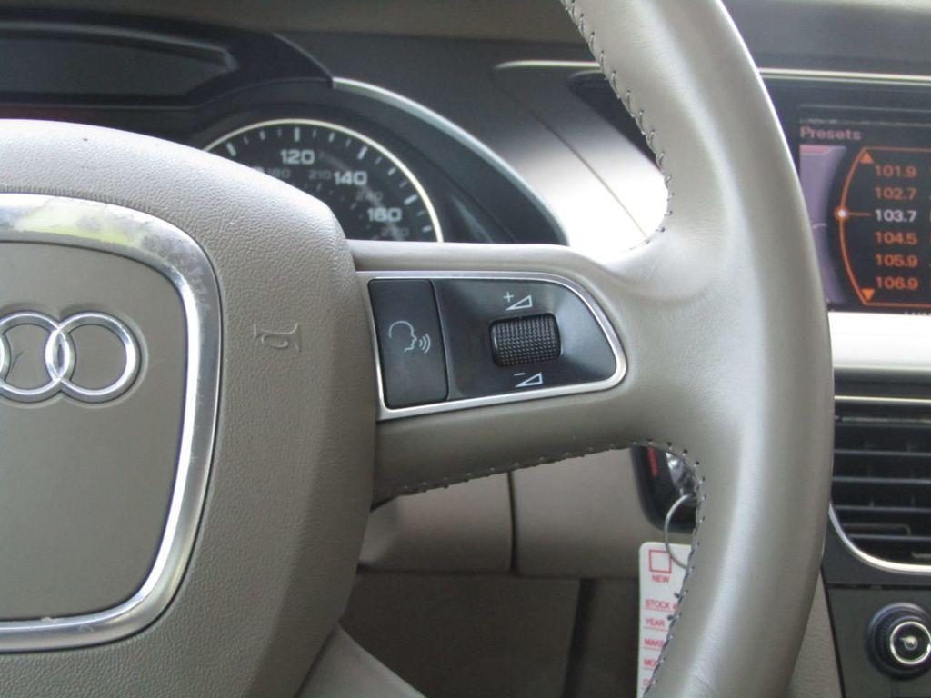 2012 Audi A4 4dr Sedan CVT FrontTrak 2.0T Premium - 15308149 - 14