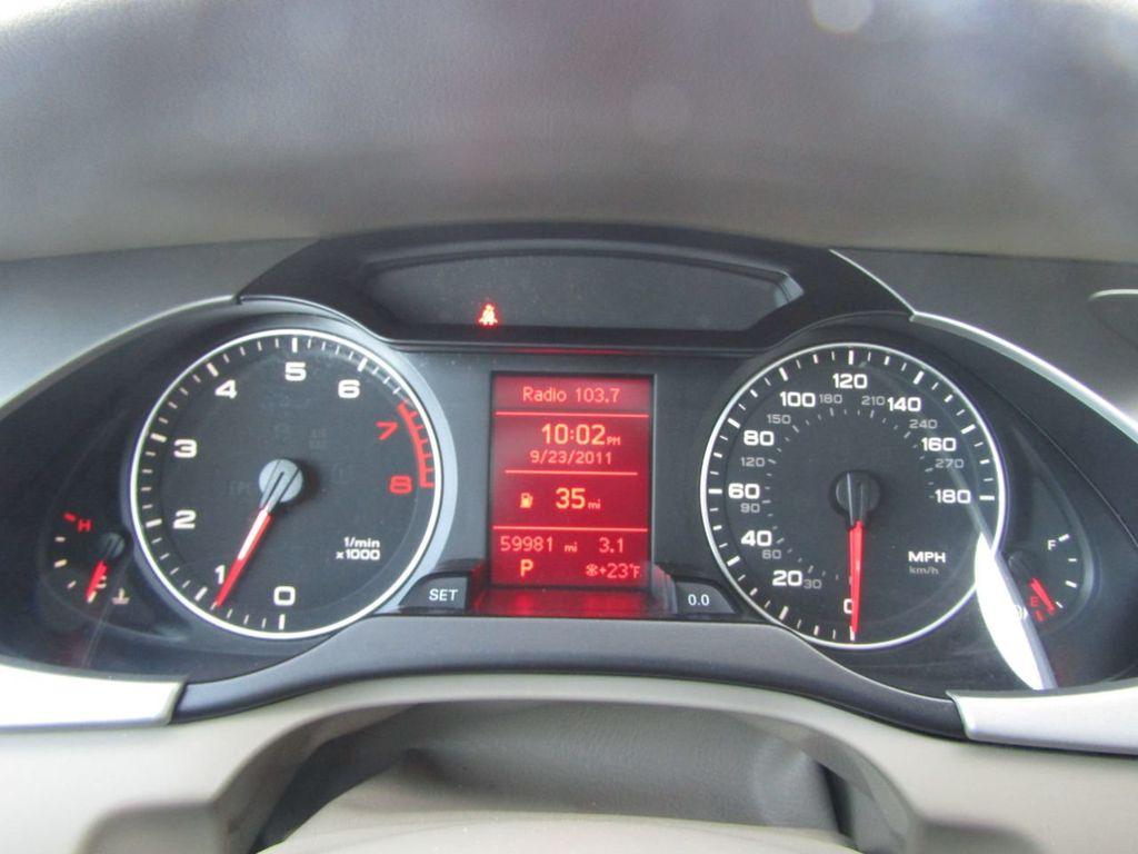 2012 Audi A4 4dr Sedan CVT FrontTrak 2.0T Premium - 15308149 - 15