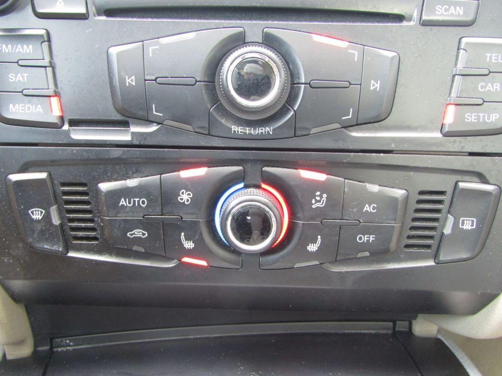 2012 Audi A4 4dr Sedan CVT FrontTrak 2.0T Premium - 15308149 - 19