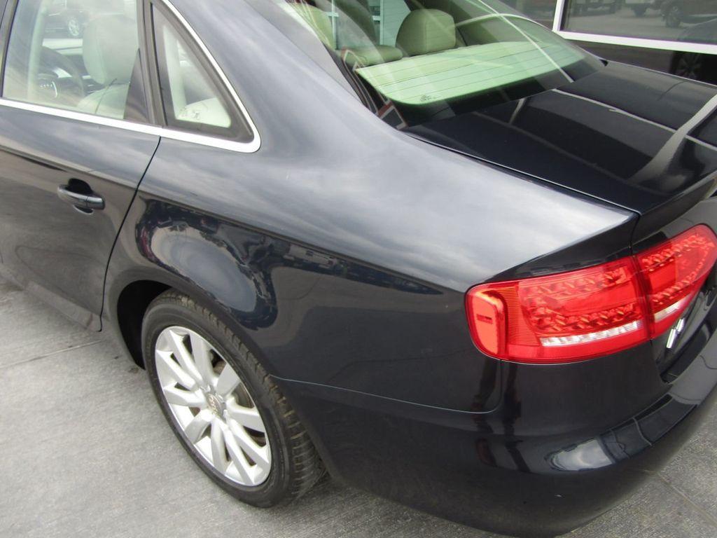 2012 Audi A4 4dr Sedan CVT FrontTrak 2.0T Premium - 15308149 - 24