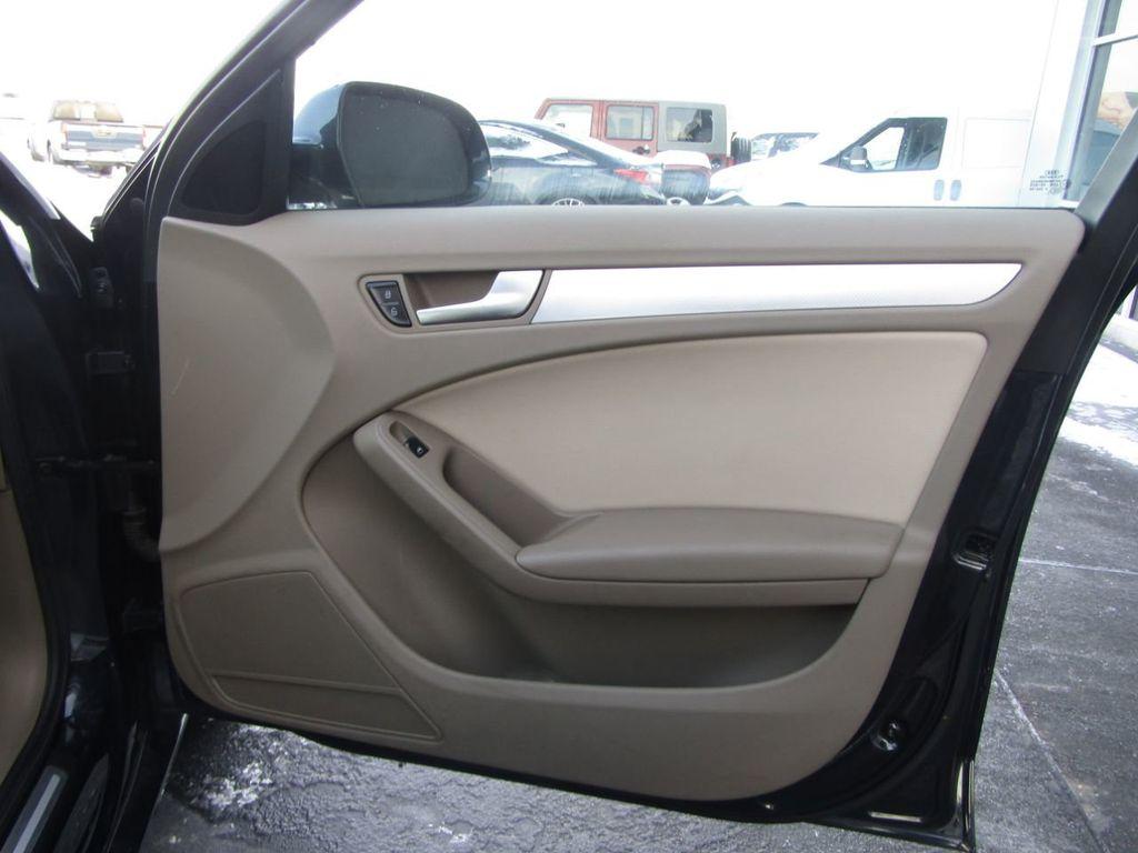 2012 Audi A4 4dr Sedan CVT FrontTrak 2.0T Premium - 15308149 - 29
