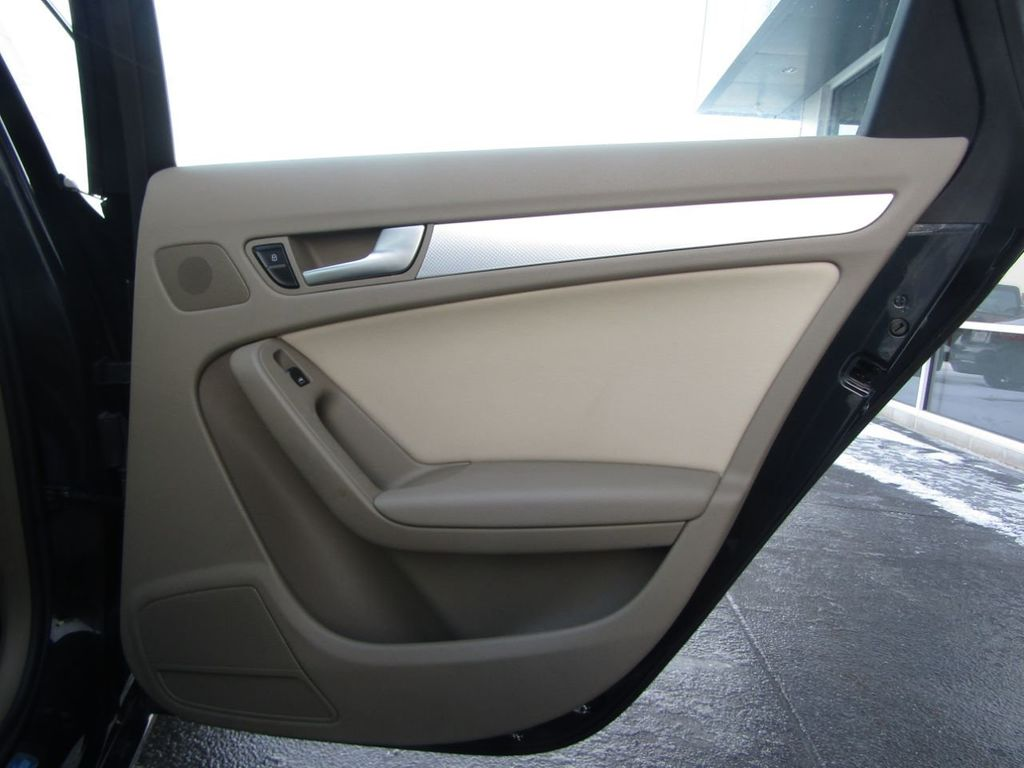 2012 Audi A4 4dr Sedan CVT FrontTrak 2.0T Premium - 15308149 - 30