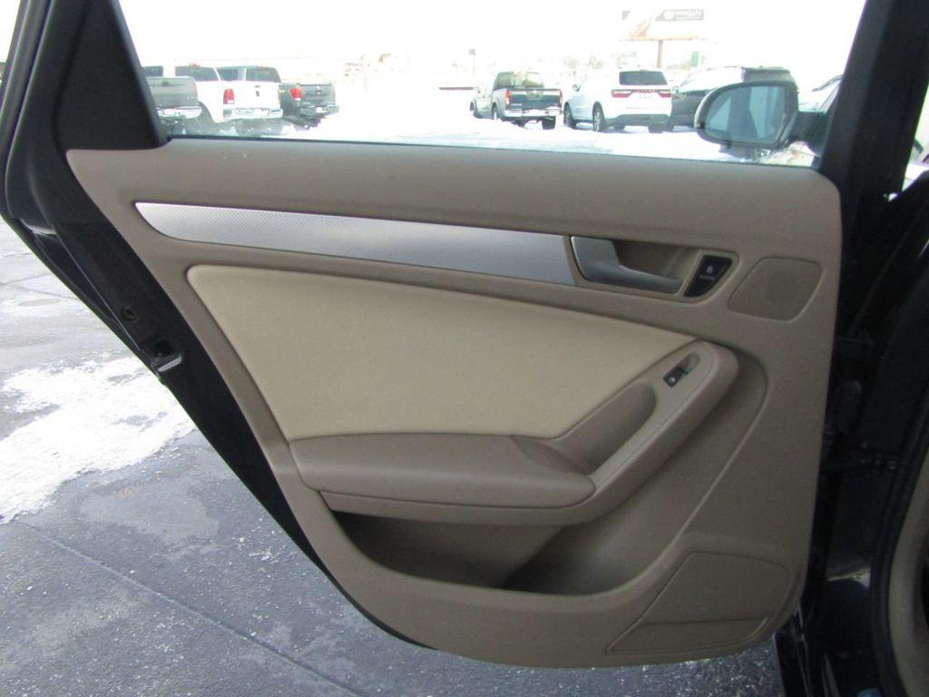 2012 Audi A4 4dr Sedan CVT FrontTrak 2.0T Premium - 15308149 - 31