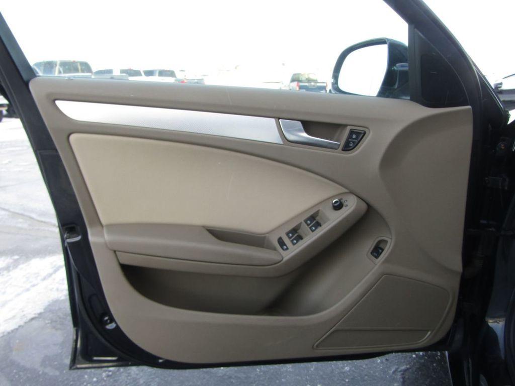 2012 Audi A4 4dr Sedan CVT FrontTrak 2.0T Premium - 15308149 - 32