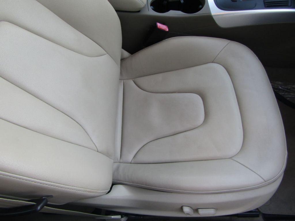 2012 Audi A4 4dr Sedan CVT FrontTrak 2.0T Premium - 15308149 - 35