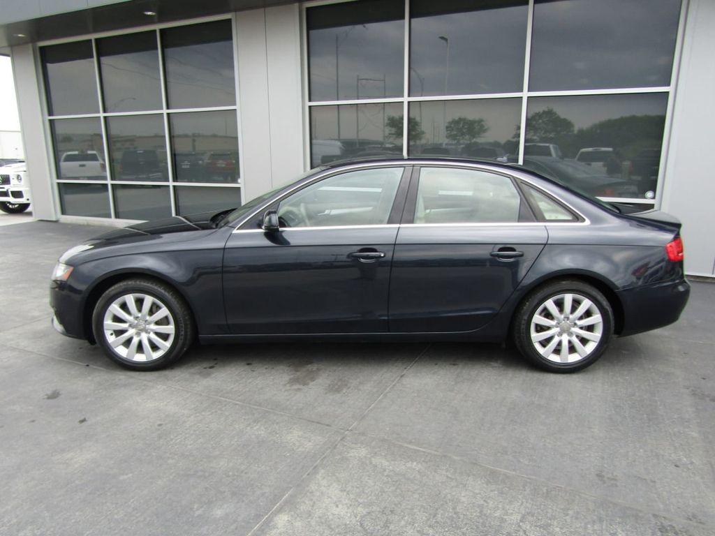 2012 Audi A4 4dr Sedan CVT FrontTrak 2.0T Premium - 15308149 - 3