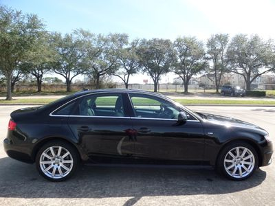 2012 Audi A4 4dr Sedan CVT FrontTrak 2.0T Premium Plus - Click to see full-size photo viewer