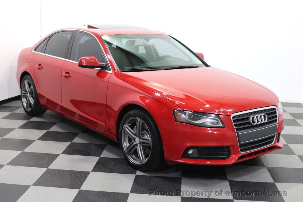 2012 Audi A4 CERTIFIED A4 2.0T Premium Leather Moonroof  - 18602959 - 1