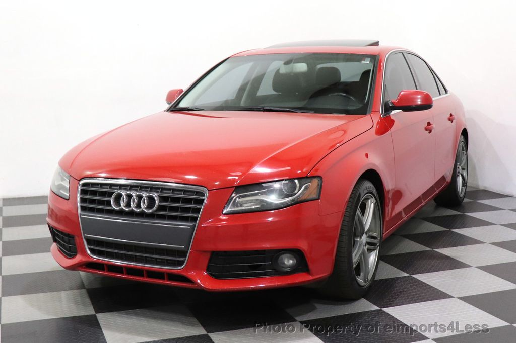 2012 Audi A4 CERTIFIED A4 2.0T Premium Leather Moonroof  - 18602959 - 22