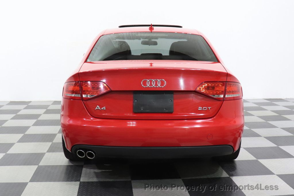 2012 Audi A4 CERTIFIED A4 2.0T Premium Leather Moonroof  - 18602959 - 25