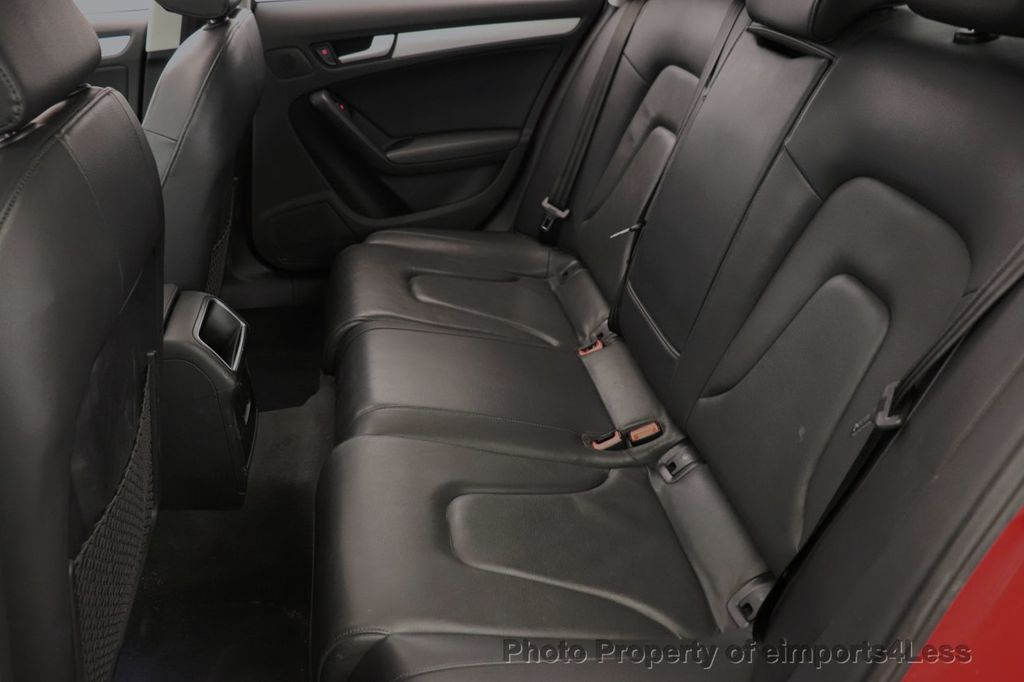 2012 Audi A4 CERTIFIED A4 2.0T Premium Leather Moonroof  - 18602959 - 30
