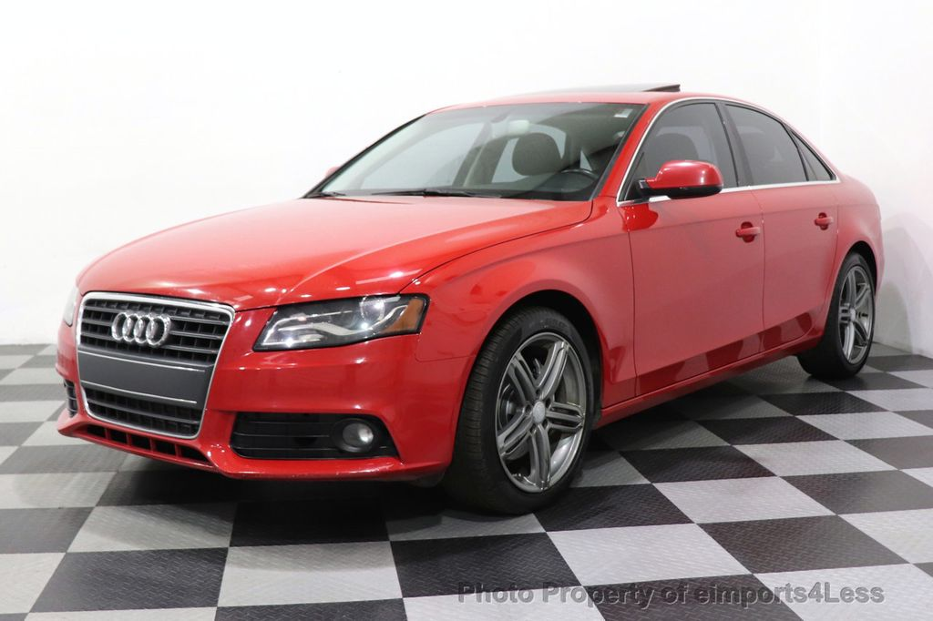 2012 Audi A4 CERTIFIED A4 2.0T Premium Leather Moonroof  - 18602959 - 35