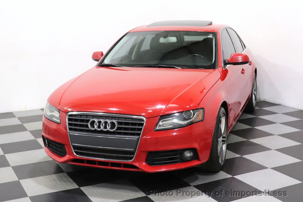 2012 Audi A4 CERTIFIED A4 2.0T Premium Leather Moonroof  - 18602959 - 44