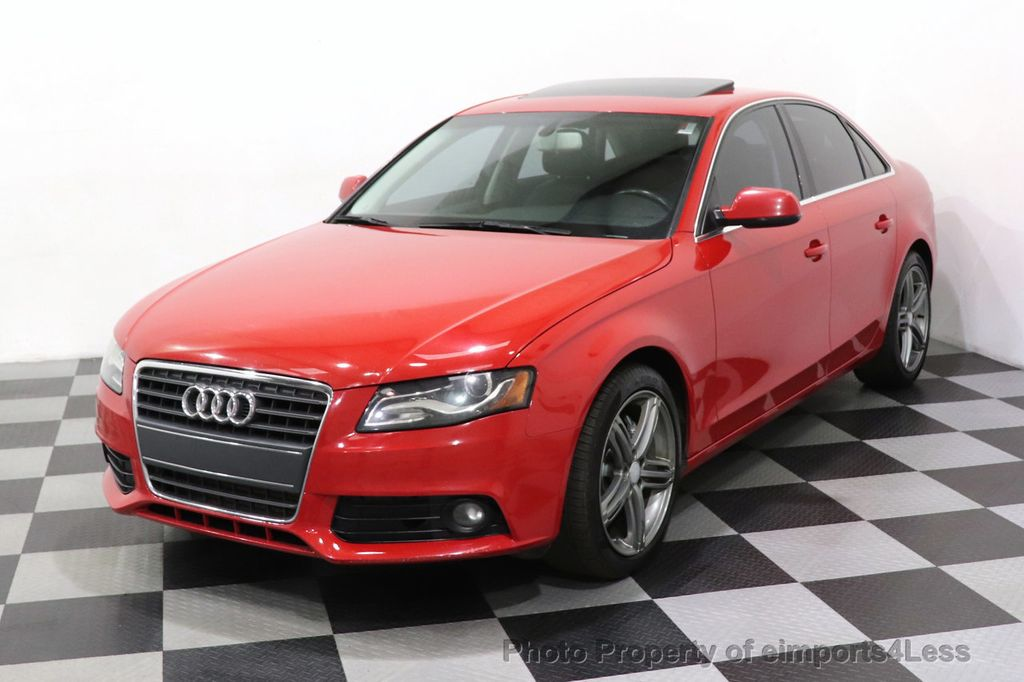 2012 Audi A4 CERTIFIED A4 2.0T Premium Leather Moonroof  - 18602959 - 45