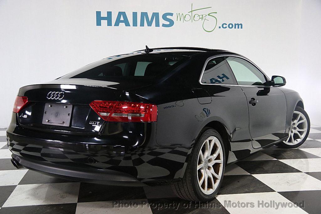 Used Audi A Dr Coupe Manual Quattro T Premium Plus At - Audi 5