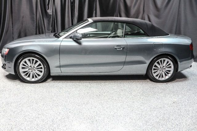 4bcc004a974979 2012 Audi A5 Cabriolet 2dr Cabriolet Auto quattro 2.0T Premium Plus -  16702724 - 10