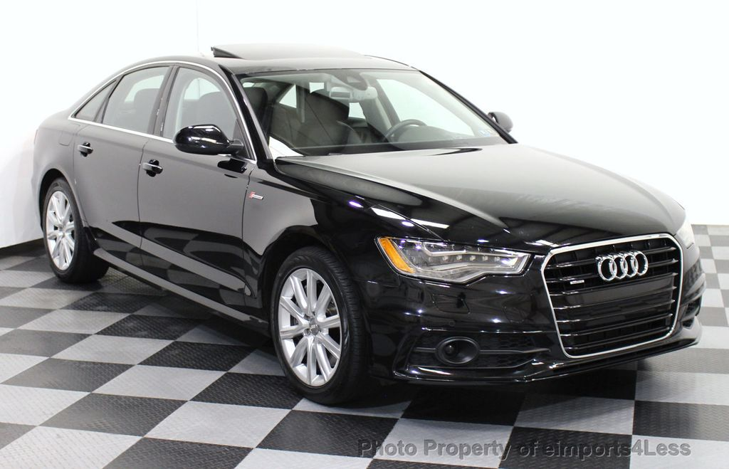 2012 used audi a6 certified a6 quattro prestige awd driver assist navi at eimports4less. Black Bedroom Furniture Sets. Home Design Ideas