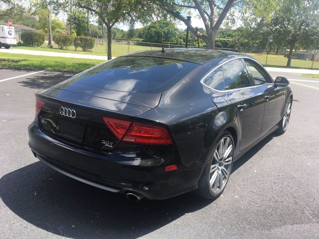 2012 Audi A7 4dr Hatchback quattro 3.0 Premium Plus - Click to see full-size photo viewer