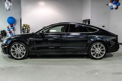 2012 Audi A7 4dr Hatchback quattro 3.0 Prestige - Click to see full-size photo viewer