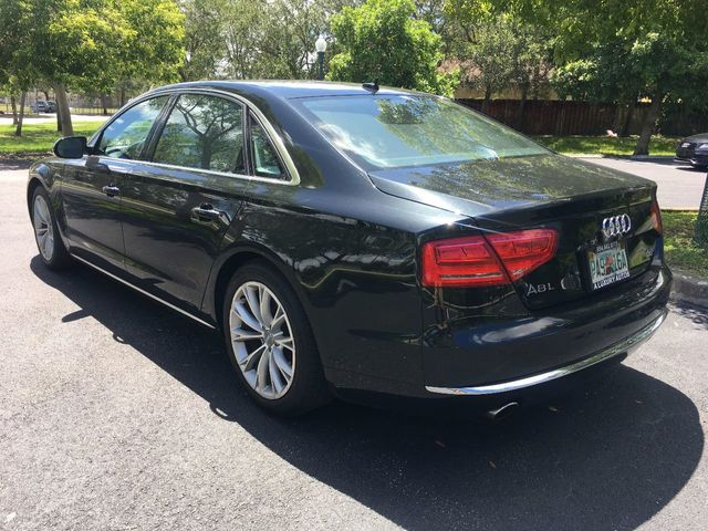 2012 Audi A8 L 4dr Sedan - Click to see full-size photo viewer