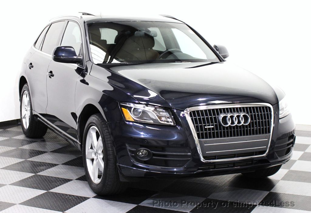 2012 used audi q5 certified q5 quattro premium plus awd suv cam navigation at. Black Bedroom Furniture Sets. Home Design Ideas