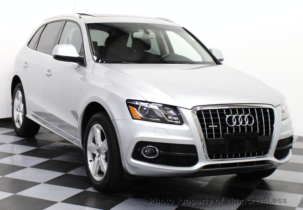 2012 used audi q5 certified q5 3 2 v6 quattro awd s line. Black Bedroom Furniture Sets. Home Design Ideas