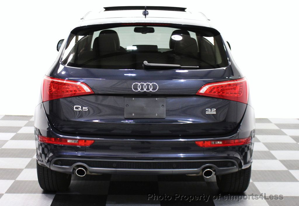 2012 used audi q5 certified q5 3 2 v6 quattro awd s line premium plus suv at eimports4less. Black Bedroom Furniture Sets. Home Design Ideas