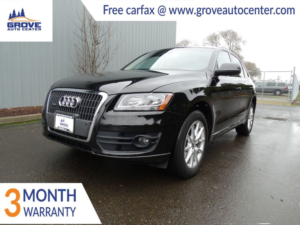 2012 Audi Q5 Leather/Loaded, Local Trade, Clean Carfax, Warranty! - 18477808 - 0