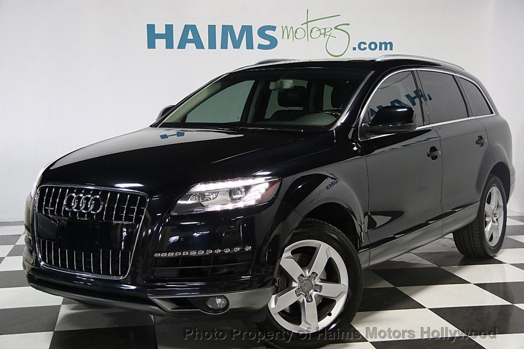 Used Audi Q Quattro Dr T Premium Plus At Haims Motors - Audi q7 used