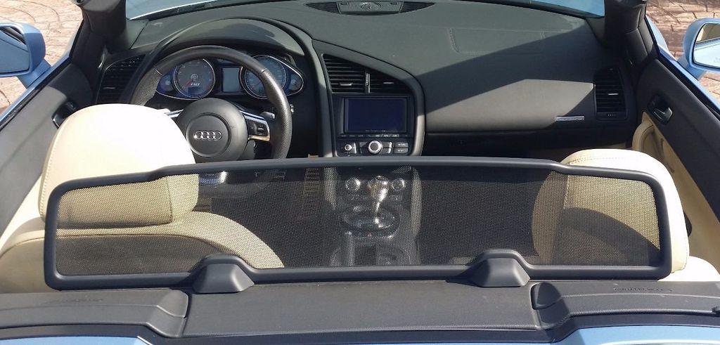 2012 Audi R8 Spyder 2dr Conv Auto quattro Spyder 4.2L - 16148960 - 12
