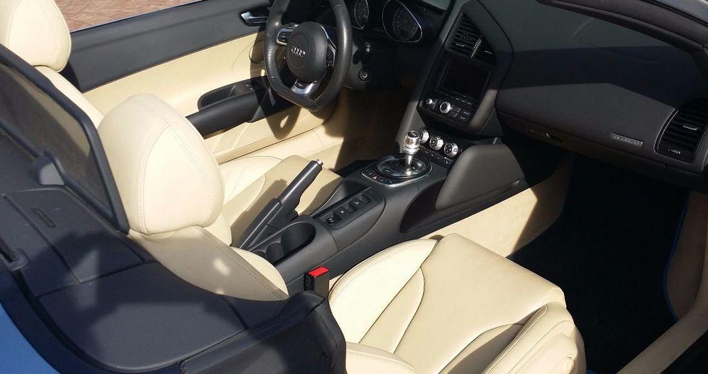 2012 Audi R8 Spyder 2dr Conv Auto quattro Spyder 4.2L - 16148960 - 18