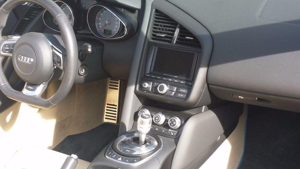 2012 Audi R8 Spyder 2dr Conv Auto quattro Spyder 4.2L - 16148960 - 20
