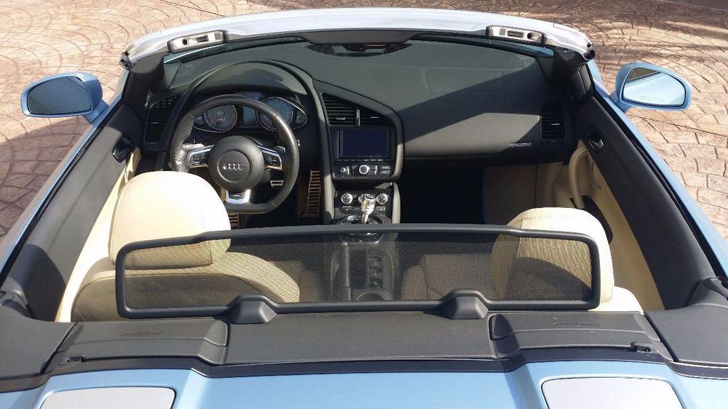 2012 Audi R8 Spyder 2dr Conv Auto quattro Spyder 4.2L - 16148960 - 23