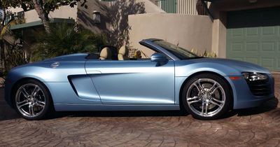 2012 Audi R8 Spyder 2dr Conv Auto quattro Spyder 4.2L - Click to see full-size photo viewer