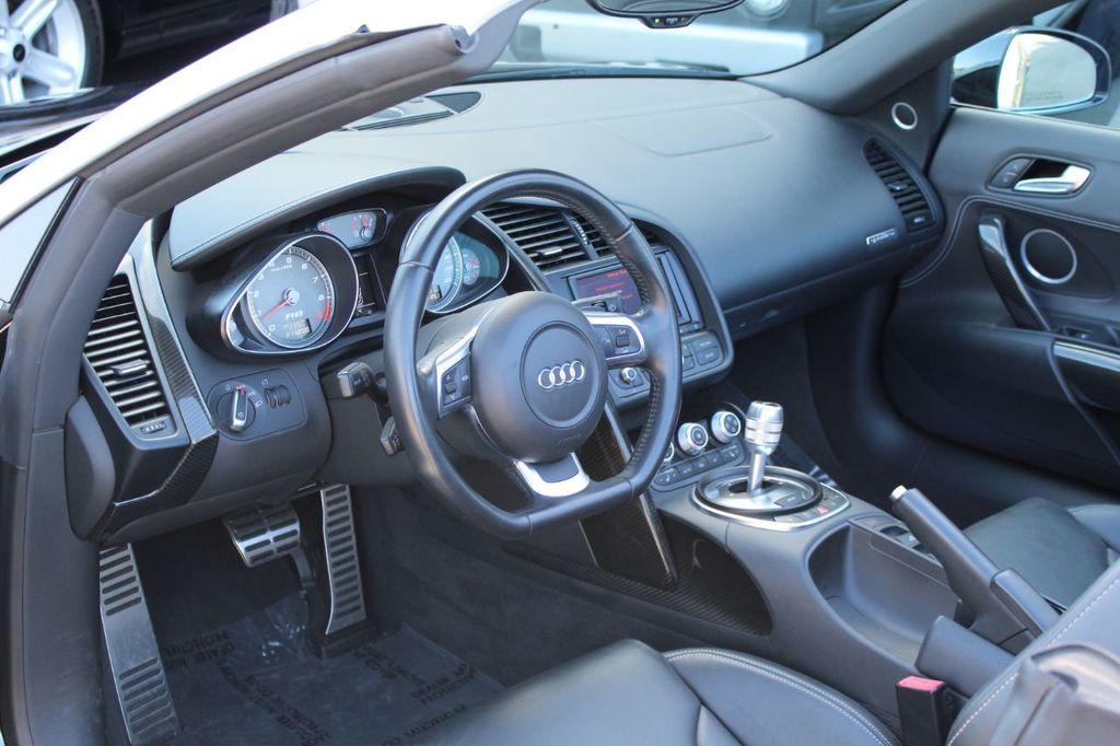2012 Used Audi R8 Spyder Fresh Service, brand new OEM tires at CNC Motors  Inc  Serving Upland, CA, IID 19278792