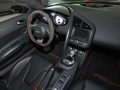 2012 Audi R8 Spyder GT quattro 5.2     #79 of 333 - Click to see full-size photo viewer
