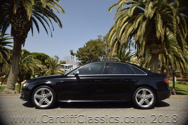 2012 Audi S4 4dr Sedan S Tronic Premium Plus - Click to see full-size photo viewer