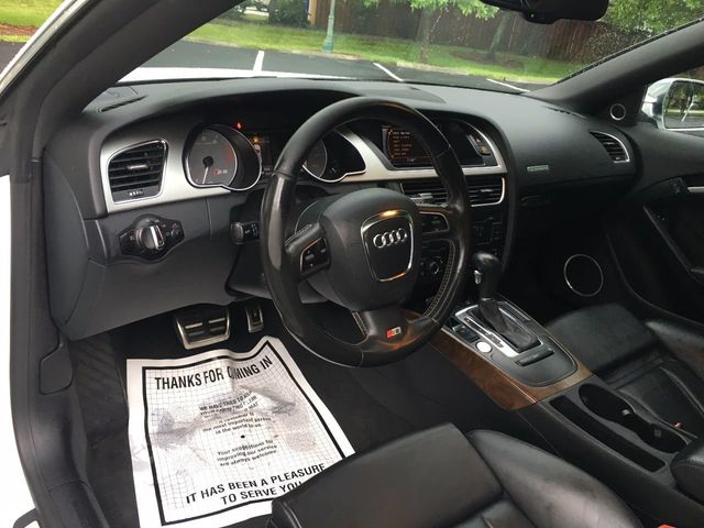 2012 Audi S5 2dr Coupe Automatic Premium Plus - Click to see full-size photo viewer