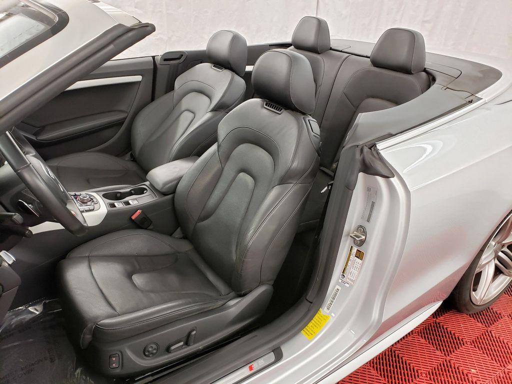 2012 Audi S5 Cabriolet 2dr Cabriolet Prestige - 17920581 - 10
