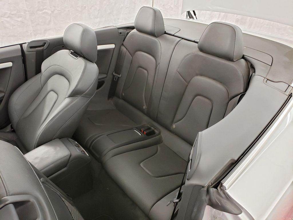 2012 Audi S5 Cabriolet 2dr Cabriolet Prestige - 17920581 - 11