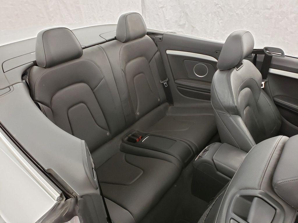 2012 Audi S5 Cabriolet 2dr Cabriolet Prestige - 17920581 - 12