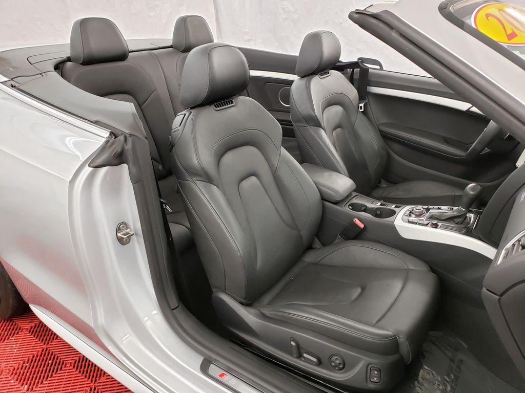 2012 Audi S5 Cabriolet 2dr Cabriolet Prestige - 17920581 - 13