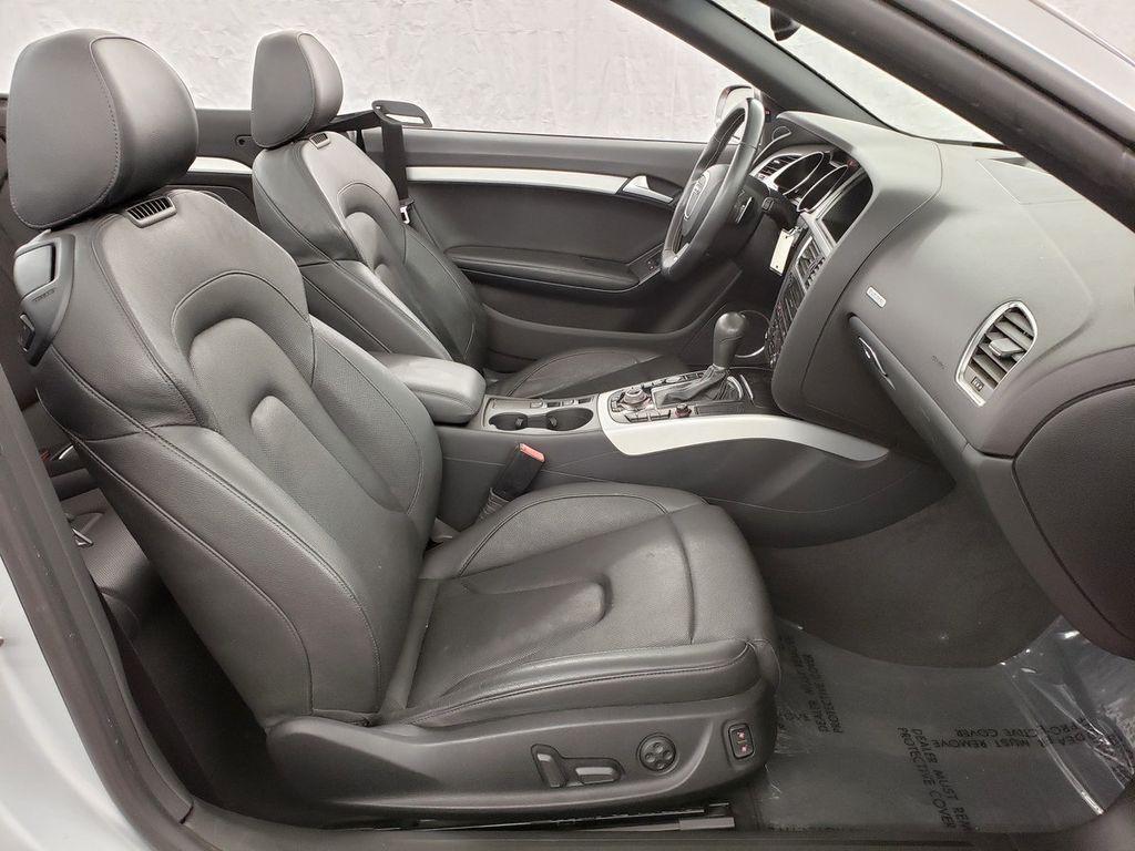 2012 Audi S5 Cabriolet 2dr Cabriolet Prestige - 17920581 - 14